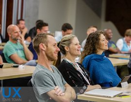 UX South Africa - Cape Town 2014